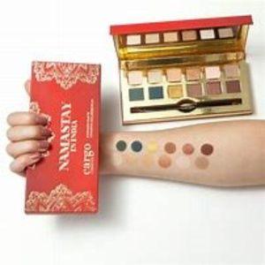 Limited  Namastay in India EyeShadow Palette NIB